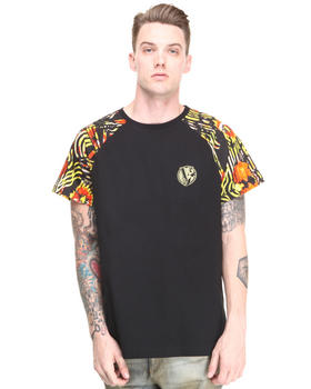 Versace Jeans - S/S Graphic Flower Tee