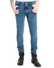 Denim - Acid Wash Skinny Fit Jean