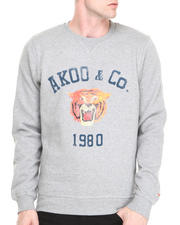 AKOO - College Cat Sweatshirt