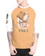 Shirts - A S R Raglan