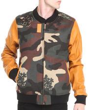 Outerwear - Rabid Varsity Jacket