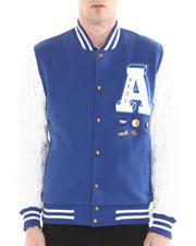 Varsity Jackets - Cable Varsity Jacket