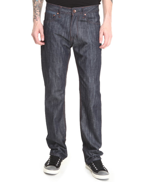AKOO Raw Wash Blades Jeans