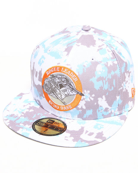 New Era - Men Camo Star Wars All Over Camo 5950 Fitted Hat