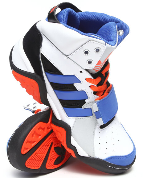 Adidas - Men White Streetball 1.5 Sneakers