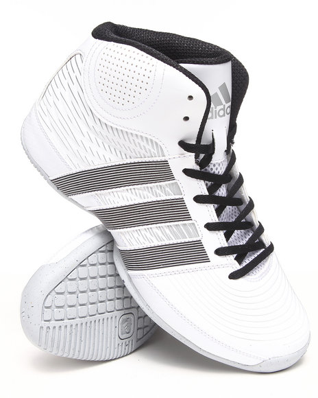 Adidas - Men White Commander Td 4 Sneakers - $59.99