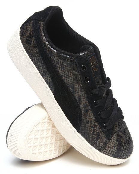 Puma Black Puma Classic Extreme Animal Sneakers