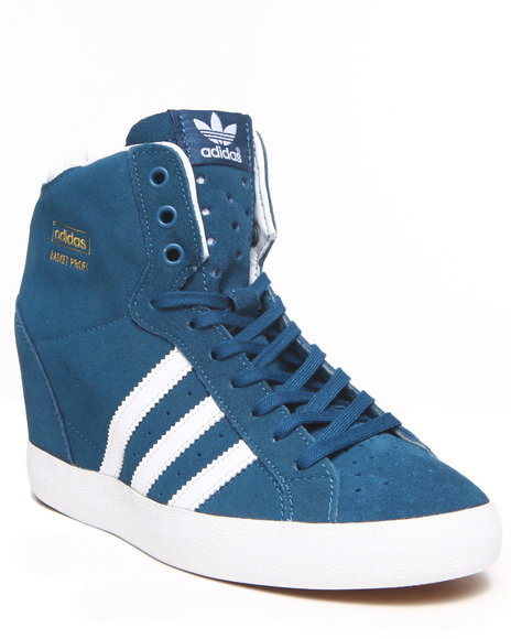 Adidas Blue Basket Profi Up W Sneakers
