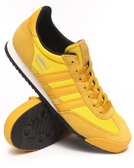 Adidas Yellow Dragon Sneakers