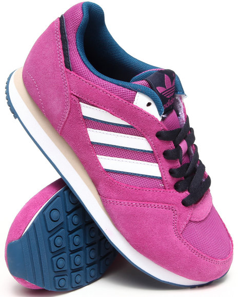 Adidas Pink Zxz 100 W Sneakers