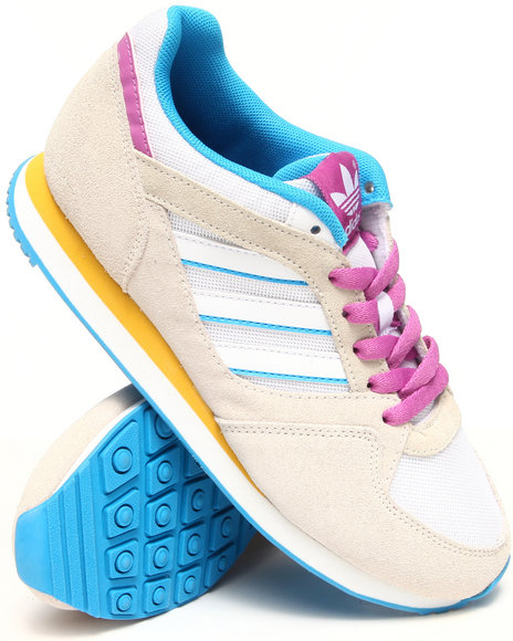 Adidas - Women White Zxz 100 W Sneakers