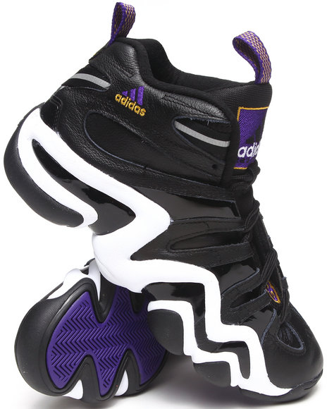 Adidas Black Crazy 8 Sneakers