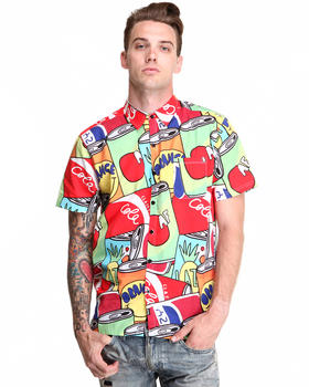 Lazy Oaf - Cans of Pop S/S Shirt