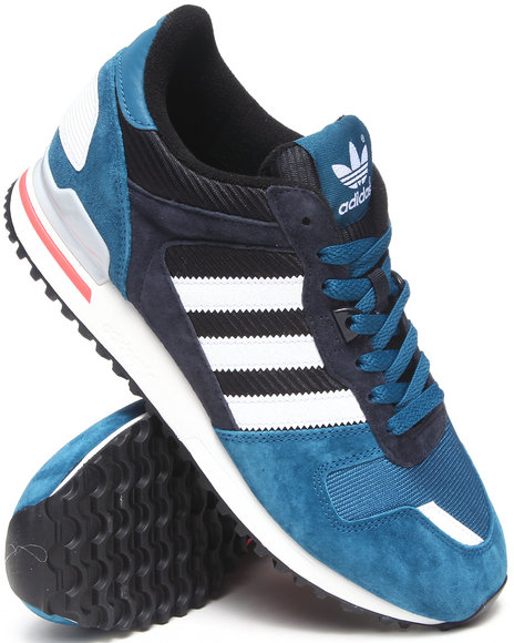 Adidas - Men Blue Zxz 700 Sneakers - $75.00