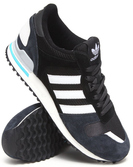 Adidas - Men Black Zxz 700 Sneakers - $47.99