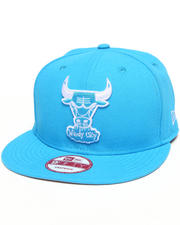 Men - Chicago Bulls Blue Fanatic Edition 950 snapback hat