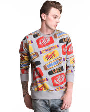 Men - X-Lent Candy Print Sweatshirt