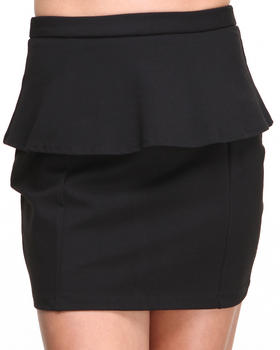 Lovers + Friends - Wishing Peplum Skirt