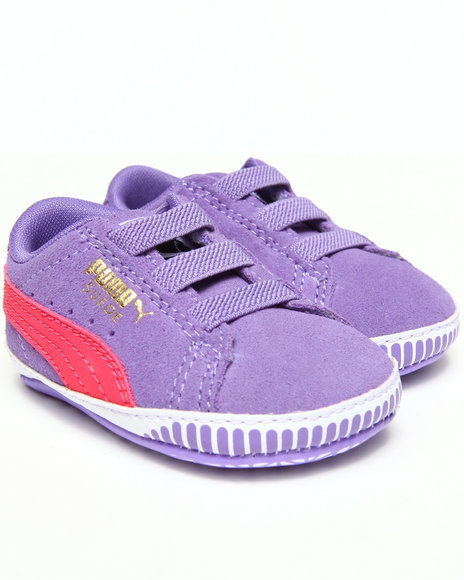 Puma - Suede Crib Bootie (Infant)