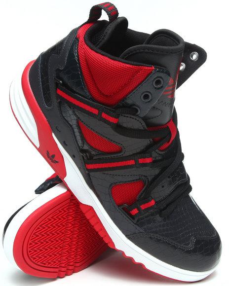 Adidas - Men Black Rh Instinct Sneakers