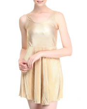 Women - Blair Metallic Dress