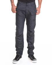 Men - No Country Waxed Coated Premium Denim Jeans