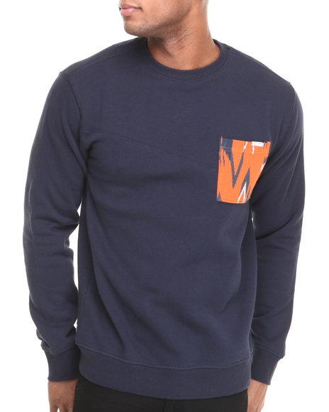 Volcom Indigo Mallace Crew Sweatshirt