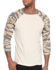 Shirts - Tiger Sleeve Raglan Tee
