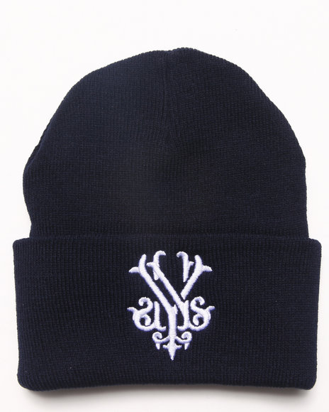 Community 54 Presents N Y C City Series Beanie Navy