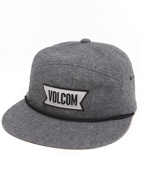 Volcom Lurker Lid 5-Panel Cap Grey