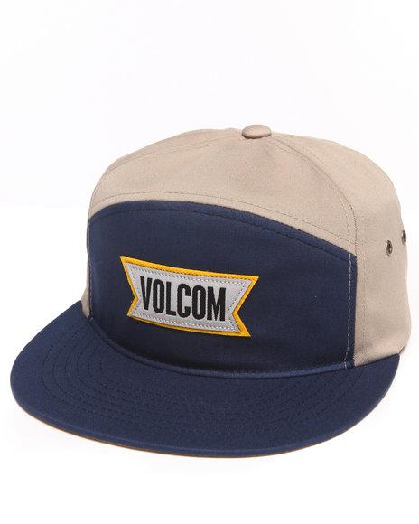 Volcom Lurker Lid 5-Panel Cap Khaki