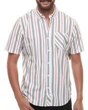 The Skate Shop - Weirdoh Stripes S/S Button-down