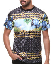 Akademiks - Greater Good Sublimation Tee