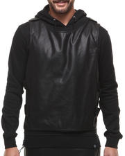 Outerwear - Bullet-Proof Vest Pullover Hoodie