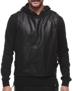 Hudson NYC - Bullet-Proof Vest Pullover Hoodie