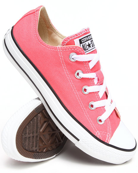 Converse Pink Chuck Taylor Seasonal All Star Sneakers