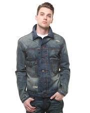 DJP OUTLET - Craftsman Jean Jacket