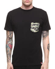 DC Shoes - Camo Pocket Tee