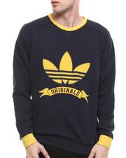 Men - Originals Graphic Banner Crew Sweatshirt