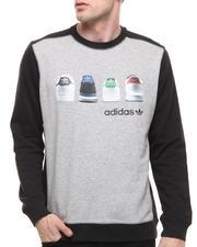 Adidas - Heel Tab Crew Sweatshirt