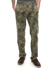 Parish - Serengetti Printed Twill Pant