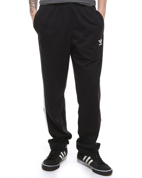 Adidas Black Superstar Track Pants