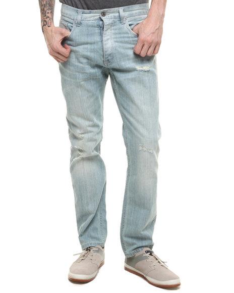 Parish - Men Light Wash Carnegie Denim Jeans