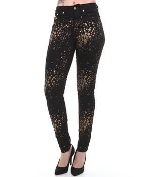 COOGI - Gold Sparkle Jeans