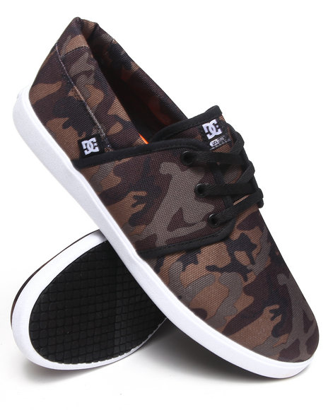 DC Shoes Camo Haven Sneakers