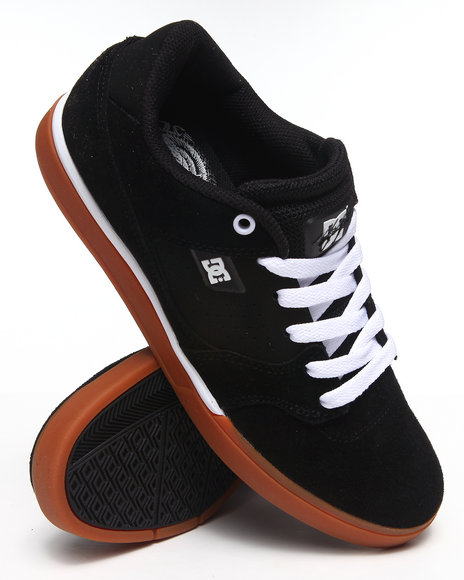 Dc Shoes - Men Black Cole Lite Sneakers