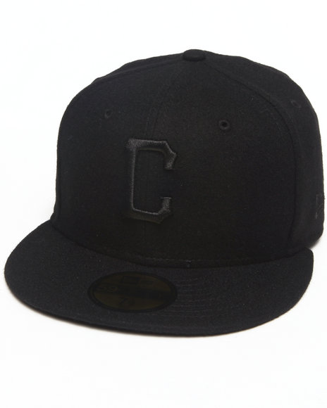 Crooks & Castles - Men Black Block C Fitted