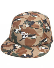 Men - Core Camo 5 Panel Hat