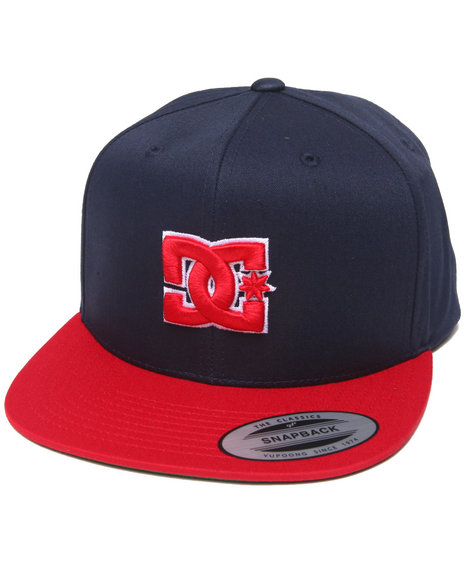 Dc Shoes Snappy Snapback Cap Navy