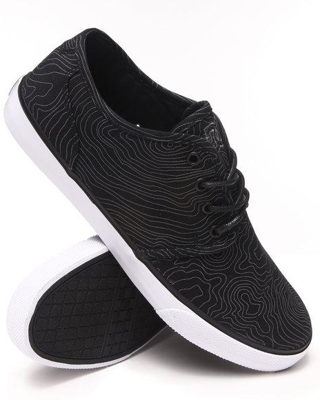 Dc Shoes - Men Black Studio Tx Sneakers